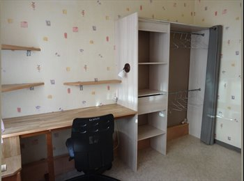 Colocation dans maison meublée et équipée