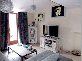 Appartager FR -   *appartement 3 pièces*   - Valbonne, Cannes - 495 € /Mois