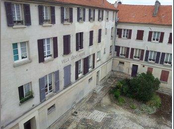 Appartager FR - Appartement 47m² entre Paris et Roissy Charle de gaulle - Gonesse, Paris - Ile De France - 450 € /Mois