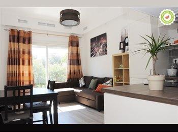 Appartager FR - Jolie chambre à louer a Fabron - Cœur de Ville, Nice - 400 € /Mois