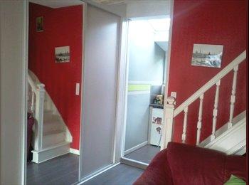 Appartager FR - Propose Colocation dans Maison 5mn Gare - Rouen, Rouen - 500 € /Mois