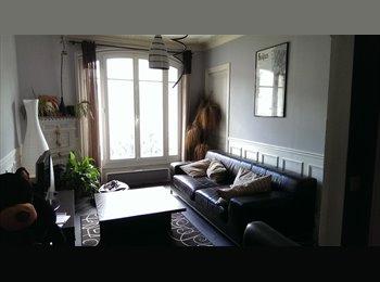 Appartager FR - Recherche un Coloc pour Appart/Quartier sympa - 13ème Arrondissement, Paris - Ile De France - 830 € /Mois
