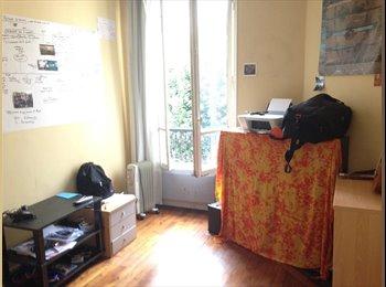 Appartager FR - Chambre à louer pour colocation 475€/mois , Paris - Ile De France - 475 € /Mois