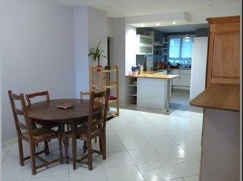 Grand  appartement  à partager à trois, Aix Sud-Ouest 10 mn...