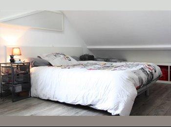 Appartager FR - Studio neuf à côté d'un superbe loft pour étudiant à la campagne  - Chambray-lès-Tours, Tours - 350 € /Mois
