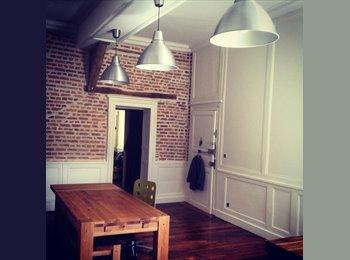 Colocation 100 m2, Place de la Mairie (occupé 1 semaine sur...