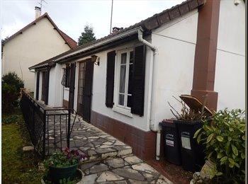 Appartager FR - colocation meublée dans maison de plein pieds - Créteil, Paris - Ile De France - 550 € /Mois