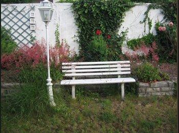 colocation meublée dans maison de plein pieds