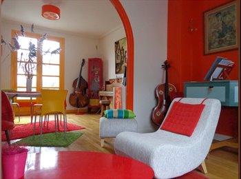 Appartager FR - Chambre à louer dans maison spacieuse et gaie - Tours, Tours - 300 € /Mois