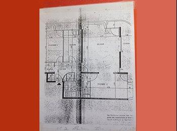Colocation Élancourt T3-4 rénové 70m2 (eligible APL)