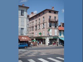 Appartager FR - Chambre meublée disponible au Puy en Velay, Le Puy-en-Velay - 250 € /Mois