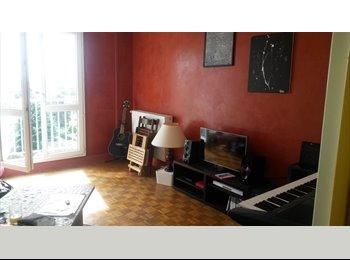 Appartager FR - Colocation dans appartement de 63m2 - Villejean - Beauregard, Rennes - 345 € /Mois