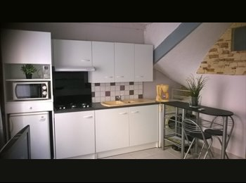Appartager FR - MAISON DE 40 M2 A LOUER PROCHE PLACE CAUCHOISE - Rouen, Rouen - 350 € /Mois