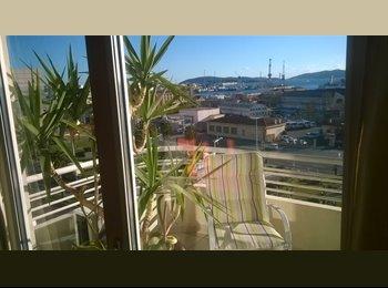 Appartager FR - T3 63 m2luxe,meublé,équipé,rénové,sécurisé,vue rade  - Toulon, Toulon - 830 € /Mois