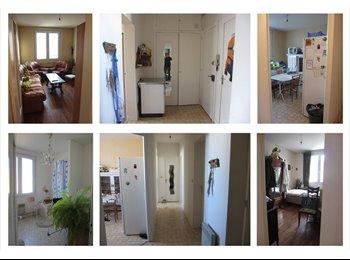 Appartager FR - Place en colocation dans la Doutre - Angers, Angers - 400 € /Mois