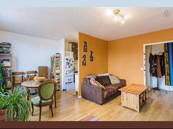 SOUS location 1 mois mini  - appartement 55 m² / PARIS 11