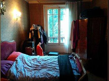 Appartager FR - Chambre dispo dans un appart à Denfert - 14ème Arrondissement, Paris - Ile De France - 800 € /Mois