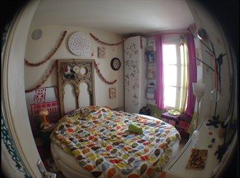 Appartager FR - Chambre tout confort a Montmartre (avec jardin) - 18ème Arrondissement, Paris - Ile De France - 650 € /Mois
