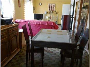Appartager FR - Chambre à louer chez l habitant Pays Montbéliard - Audincourt, Audincourt - 300 € /Mois