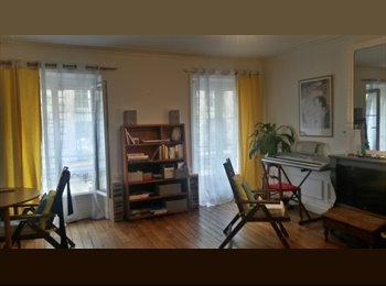 Appartager FR - chambre chez l'habitant - 10ème Arrondissement, Paris - Ile De France - 650 € /Mois