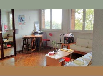 Appartager FR - Chambre libre dans colocation sympathique  - 12ème Arrondissement, Paris - Ile De France - 400 € /Mois