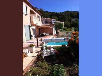 Appartager FR - chambre etudiante - Toulon, Toulon - 450 € /Mois