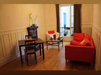 Appartager FR - recherche colocataire Paris 7 - 7ème Arrondissement, Paris - Ile De France - 700 € /Mois