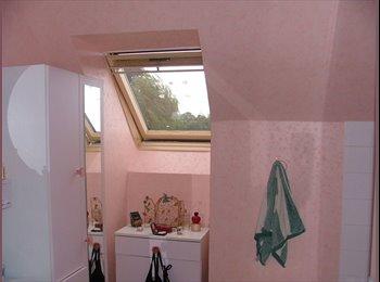 Appartager FR - chambre au calme  - Précy-sur-Oise, Précy-sur-Oise - 500 € /Mois