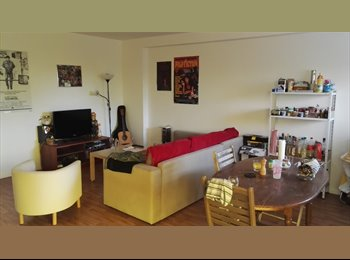 Appartager FR - Chambre libre (10m²) dans coloc (100m²) de 3 jeunes actifs - L'Ile-Saint-Denis, Paris - Ile De France - 398 € /Mois