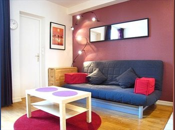 Appartager FR - Beau studio meublé 28m2/600€ Paris - 12ème Arrondissement, Paris - Ile De France - 600 € /Mois