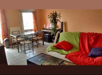Appartager FR - Colocation à 2 dans appartement neuf Charpennes - Villeurbanne, Lyon - 472 € /Mois