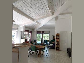 Appartager FR - Coloc dans villa à 10 min de sophia - Vallauris, Cannes - 500 € /Mois