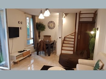 Appartager FR - Chambre meuble  dans maison en colocation, Les Lilas - 625 € /Mois