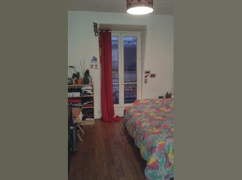 Appartager FR - Une chambre se libère dans notre colocation ! - 13ème Arrondissement, Paris - Ile De France - 550 € /Mois