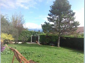 Appartager FR - Recherche un(e) super colocataire  - Crolles, Grenoble - 460 € /Mois