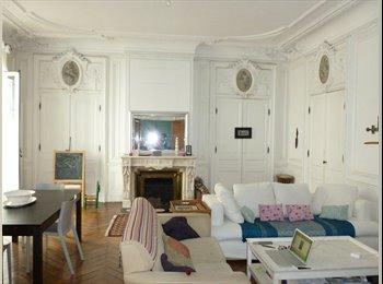 Appartager FR - grand appartement HYPERCENTRE IDEALE COLOCATION - Saint-Etienne, Saint-Etienne - 300 € /Mois
