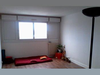 Appartager FR - Appartement meublé 60m² à 10' du centre ville d'Angers - Angers, Angers - 300 € /Mois