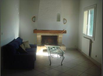 Appartager FR - grand appartement meublé 4 pièces colocataire étudiant - Grabels, Montpellier - 400 € /Mois
