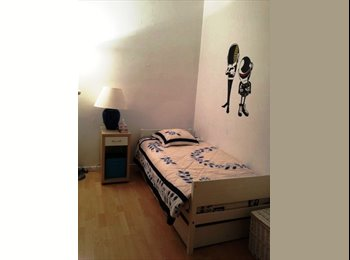 Room for rent in a nice house with small garden.