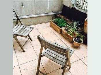 Appartager FR - Marais 20 M²+terrasse+ SALLE DE BAINS PRIV2E - 3ème Arrondissement, Paris - Ile De France - 660 € /Mois