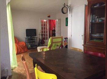 Appartager FR - Cherche colocataires décembre 307 euros par mois appartement métro Garibaldi - 7ème Arrondissement, Lyon - 307 € /Mois