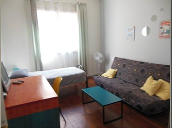 Nice centre: spacieux chambre meublée à partir le...