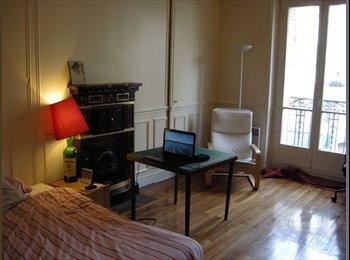 Appartager FR - Appartement disponible pour 2 mois / Prix cassé - 10ème Arrondissement, Paris - Ile De France - 650 € /Mois