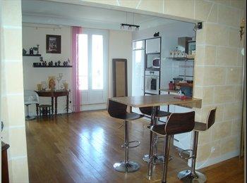 Appartager FR - Bel appartement meublé aux portes de Paris - Nogent-sur-Marne, Paris - Ile De France - 1380 € /Mois