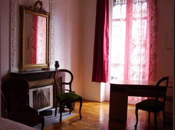 loue  jolie chambre meublée en hyper centre,