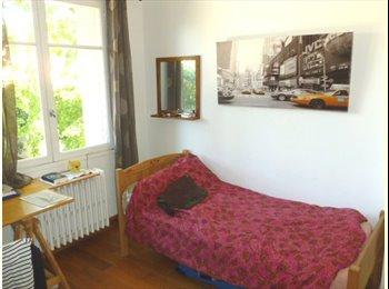 Appartager FR - Chambre dans villa centre ville Aix en Provence - Aix-en-Provence, Aix-en-Provence - 400 € /Mois