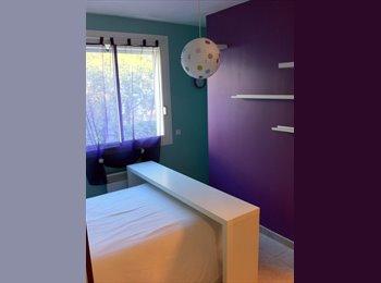 Appartager FR - Loue chambre chez l'habitant - Béziers, Béziers - 220 € /Mois