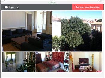 Grand appartement 130m2 Écusson