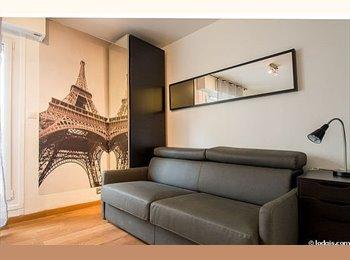 Appartager FR - Studio meublé libre de suite à Nimes  - Nîmes, Nîmes - 380 € /Mois