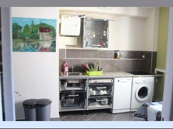 Appartager FR - chambre simple tout confort proche de la gare - Limoges, Limoges - 700 € /Mois